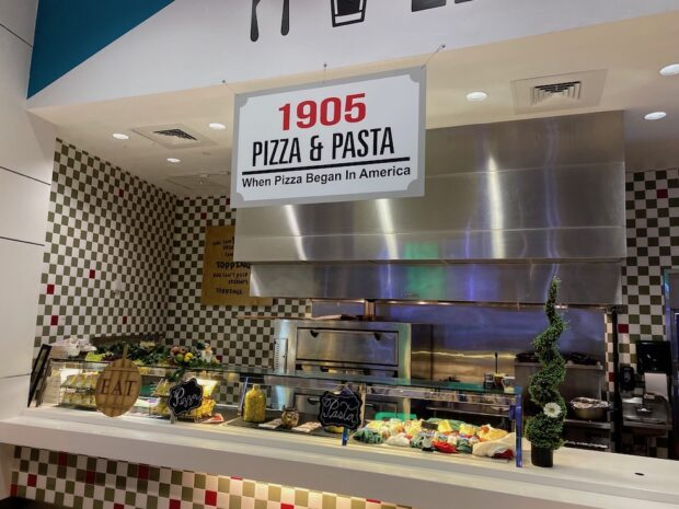 Image result for 1905 pizza icon park