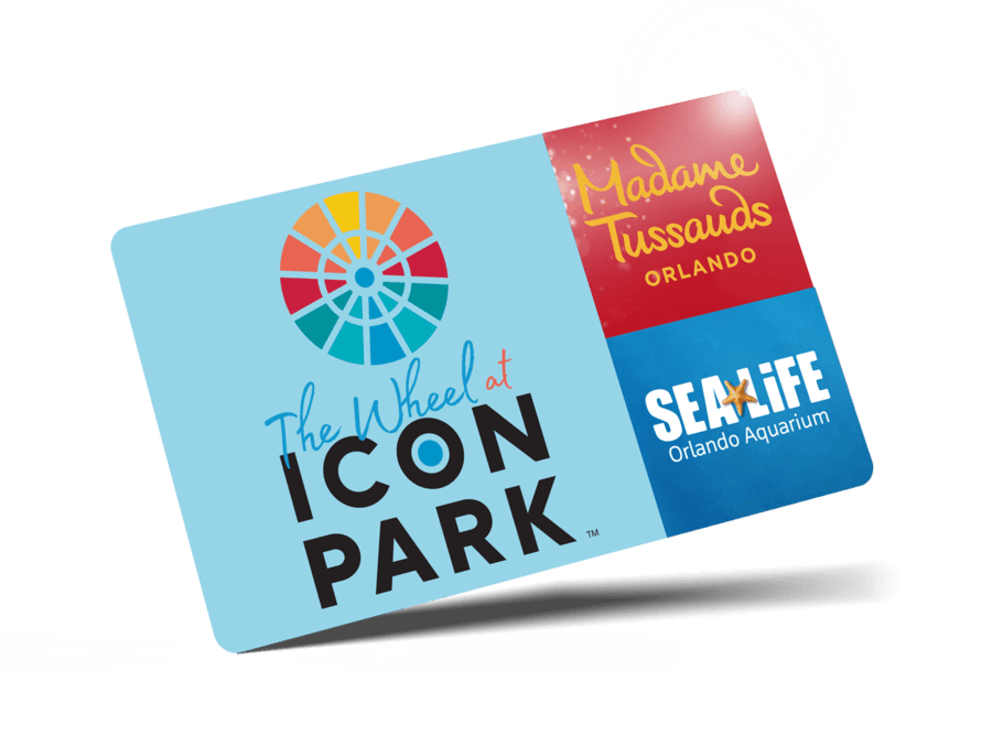 2 Attraction Combo Ticket