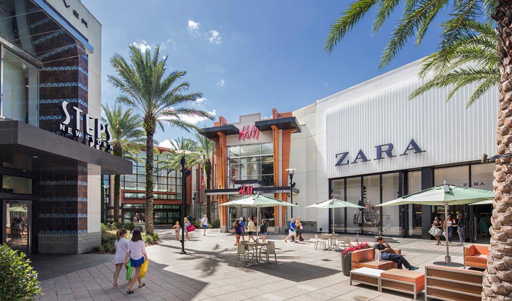 florida mall orlando shopping