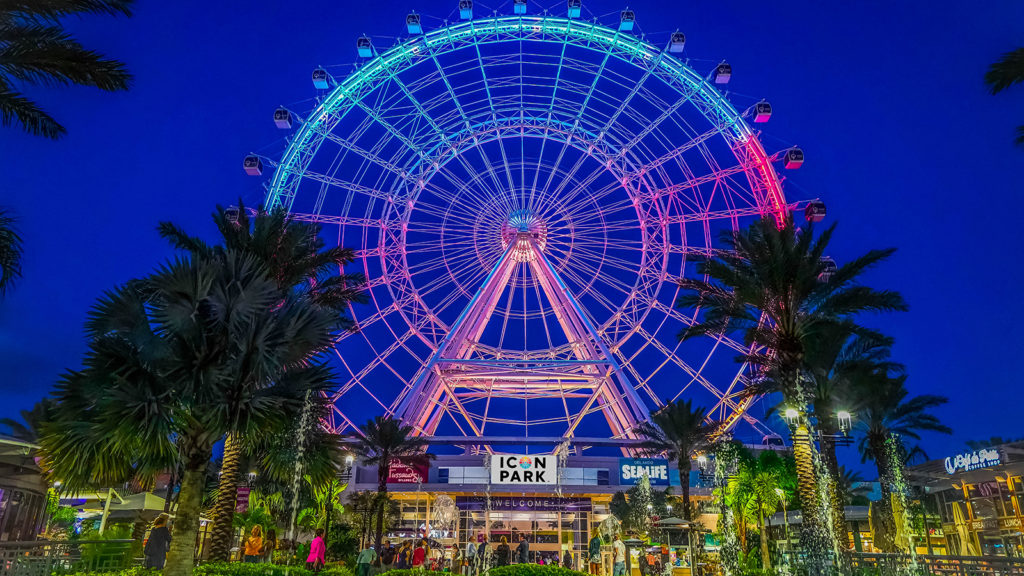 How to see things in Orlando