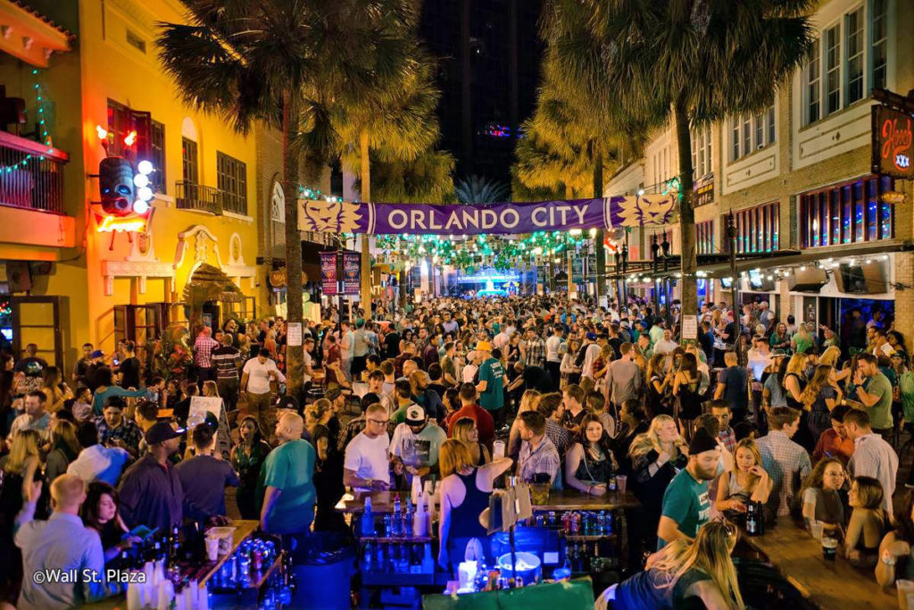 Best Downtown Orlando Clubs