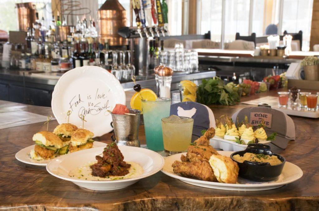 disney springs restaurant