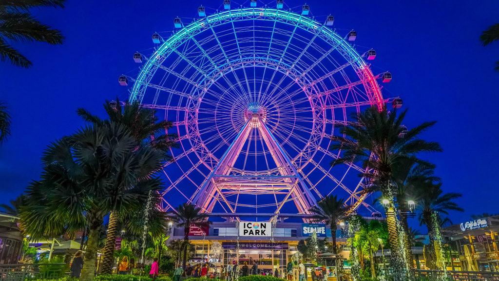 Icon Orlando & Orlando Aquarium