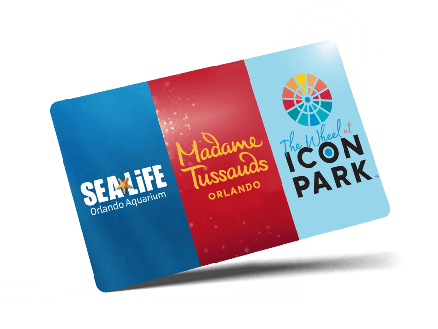 The Wheel, Madame Tussauds and SEA LIFE Aquarium Combo Ticket