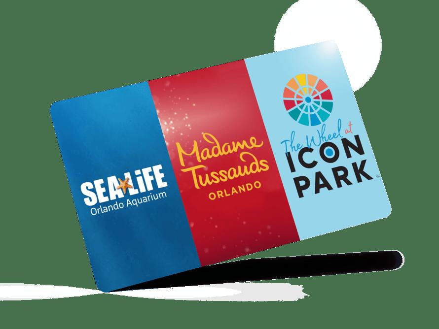 The Wheel, Madame Tussauds and SEA LIFE Aquarium Combo Ticket