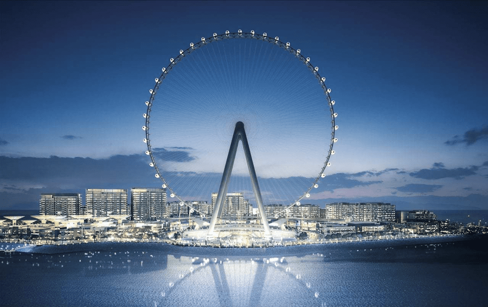 World's largest Ferris wheel Ain Dubai will open ahead of 2020/21 ...