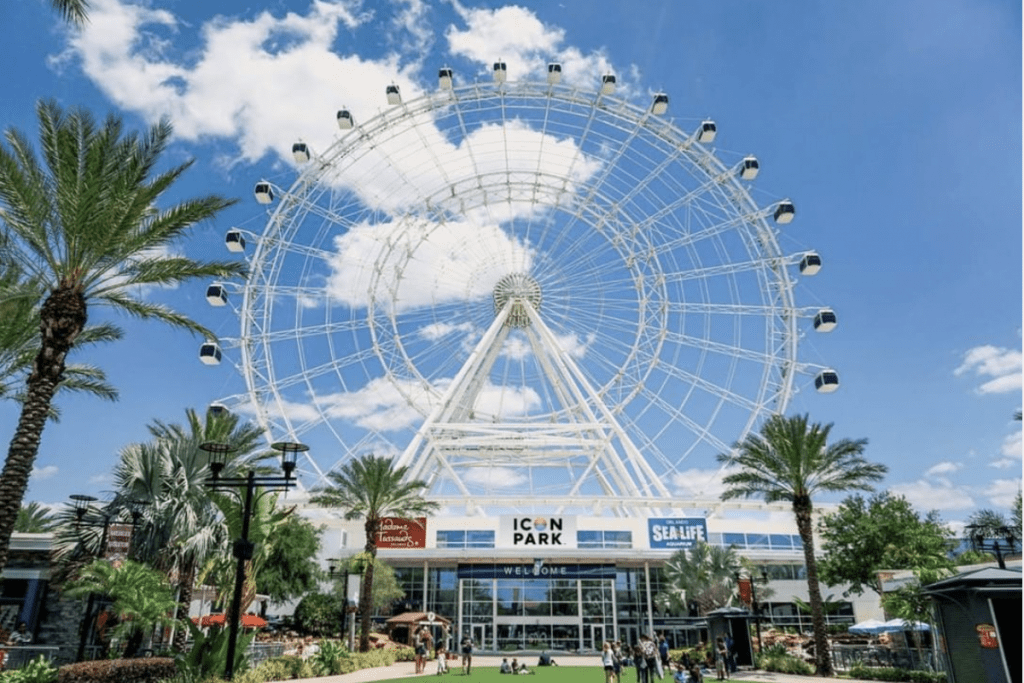 ICON Parks The Wheel