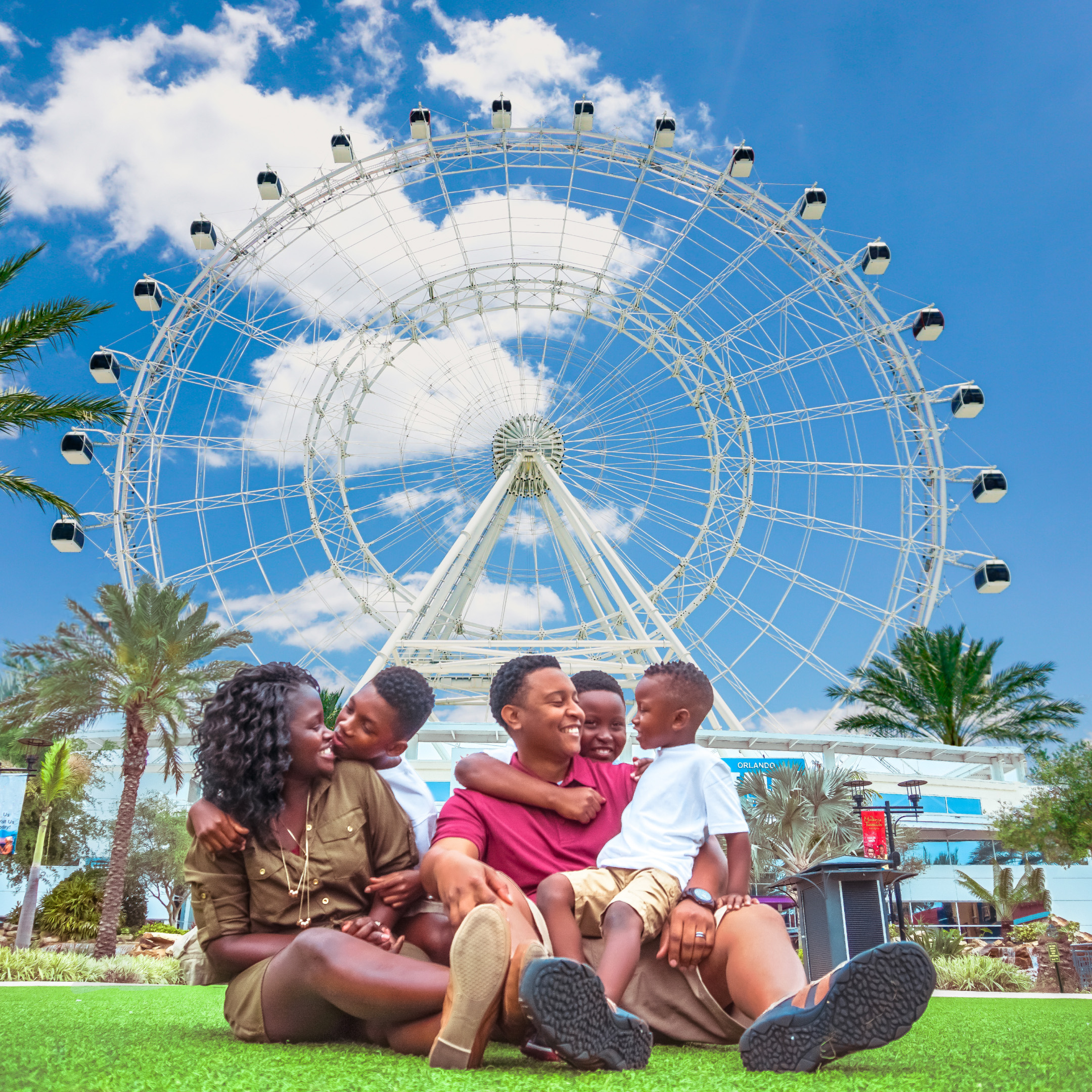 Family Fun at ICON Park