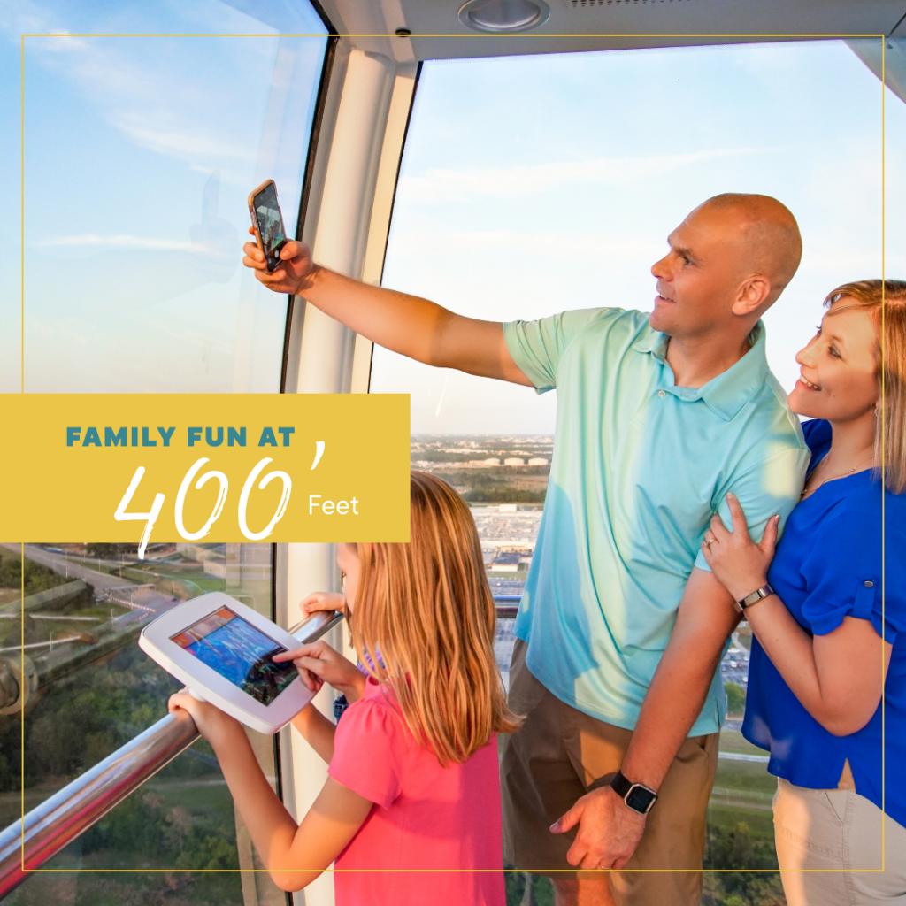 Family activities in Orlando