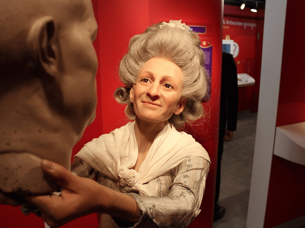 Image result for madame marie tussaud