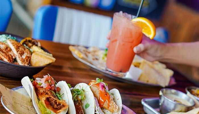 Tin Roof Tacos and Drinks
