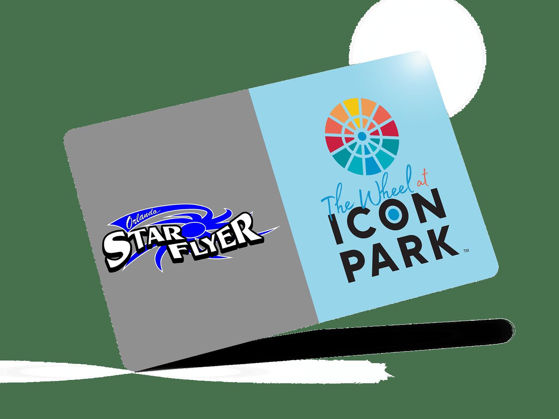 The Wheel y StarFlyer Orlando  Combo Ticket