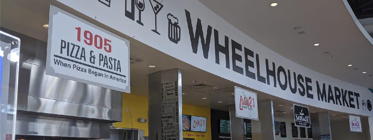 The Wheel House Market at ICON Park