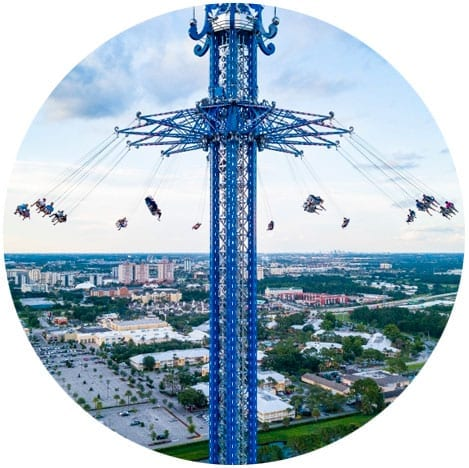 Orlando Star Flyer swing ride