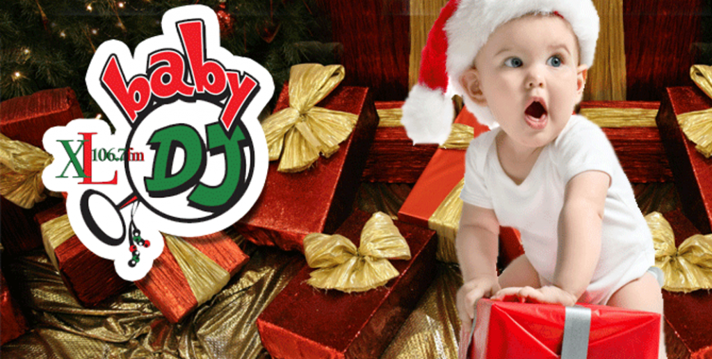 Baby DJ XL 106.7, The Spirit of Giving at ICON Park