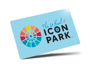The Wheel at ICON Park Ticket