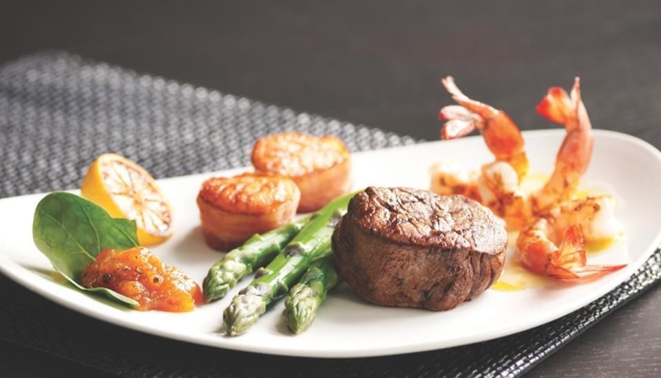 Morton's Steak House Orlando